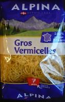 Gros Vermicelles - Produit - fr