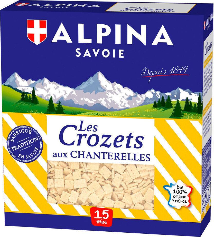 Les Crozets aux Chanterelles - Product - fr
