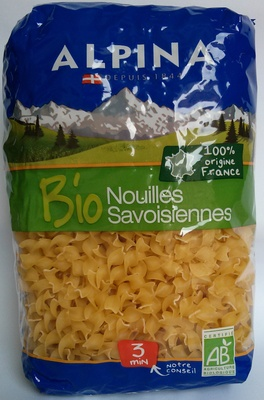 Nouilles Savoisiennes Bio - Produit