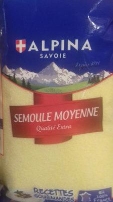 Semoule moyenne cello ALPINA SAVOIE - Produit - fr