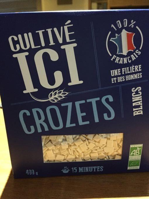 Crozets blancs - Prodotto - fr