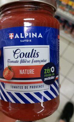 Alpina coulis nature - Produit - fr