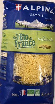Vermicelles Bio - Produit