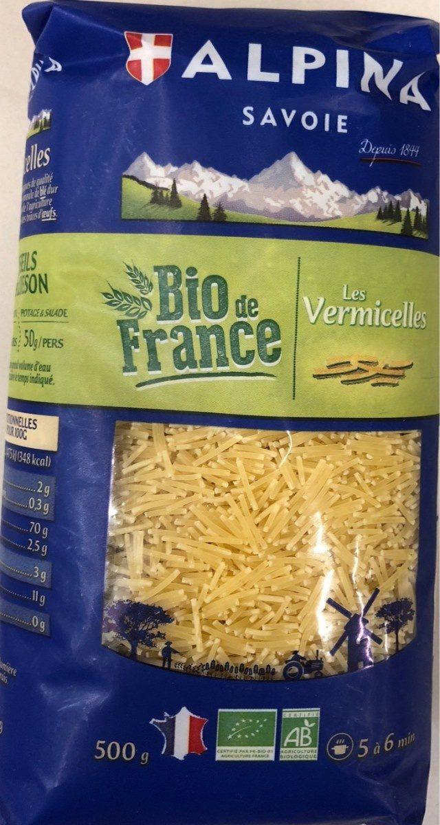 Vermicelles Bio - Produit - fr
