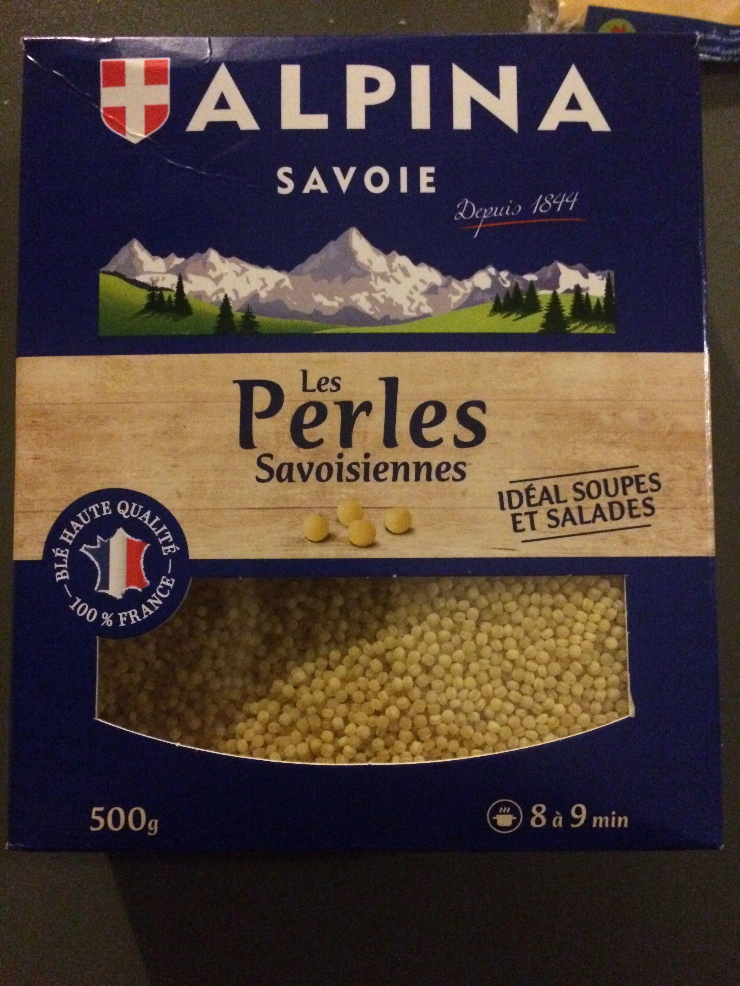 Les Perles Savoisiennes - Produit - fr