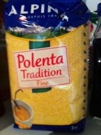 Polenta - Produit - en