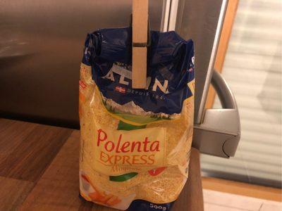 Polenta express - Moyenne - Produit