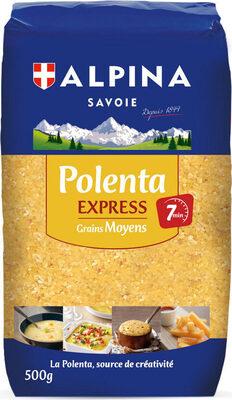 Polenta Express Grains Moyens - Prodotto - fr