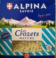 Crozets nature - Produit - fr