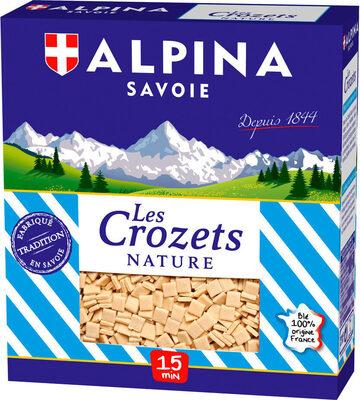 Les Crozets Nature - Produit - fr