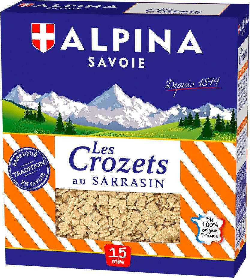 Les Crozets au Sarrasin - Produit - fr