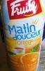 Matin douceur d'orange - Produit