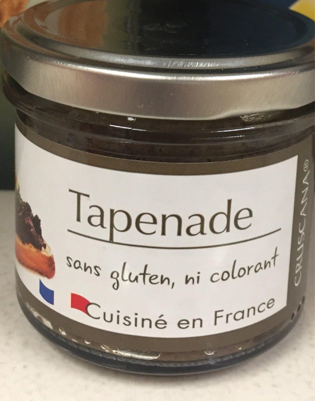 Tapenade - Produit - fr