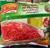 Viande hachée pur boeuf Halal surgelée - Product
