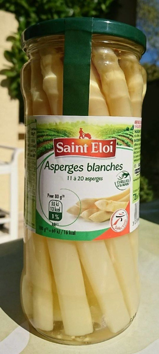 Asperges Blanches - Product