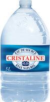 Cristaline Eau de source - Produit - fr