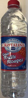 Goût Fruits Rouges - Produit - fr