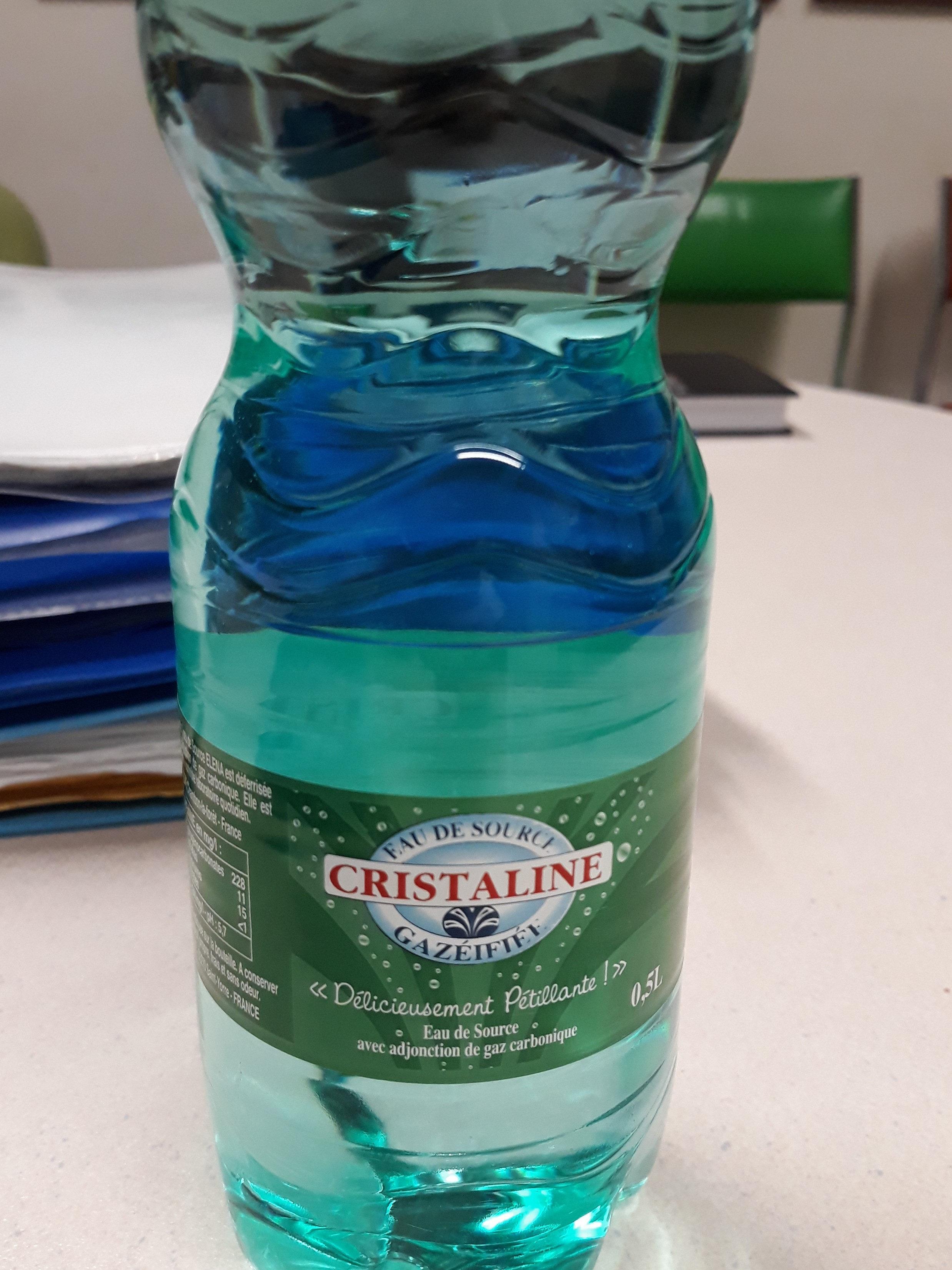 Cristaline pétillante - Product