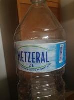 Eau de source de Montagne Metzeral - Product