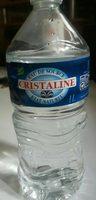 Eau minérale Cristaline - Product