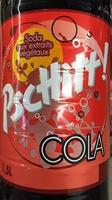 Soda aux extraits végétaux Cola - Produit - fr
