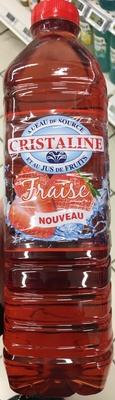 Cristaline fraise - Product