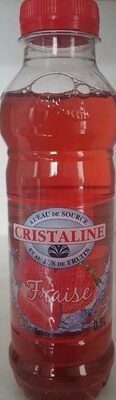 Cristaline Fraise - Produit - fr