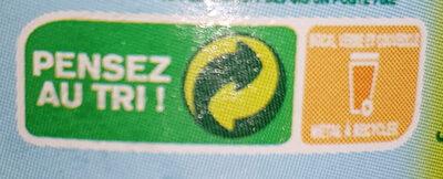 Asperges blanches miniatures - Istruzioni per il riciclaggio e/o informazioni sull'imballaggio - fr