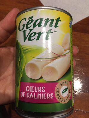 Coeurs de palmiers - Product - fr