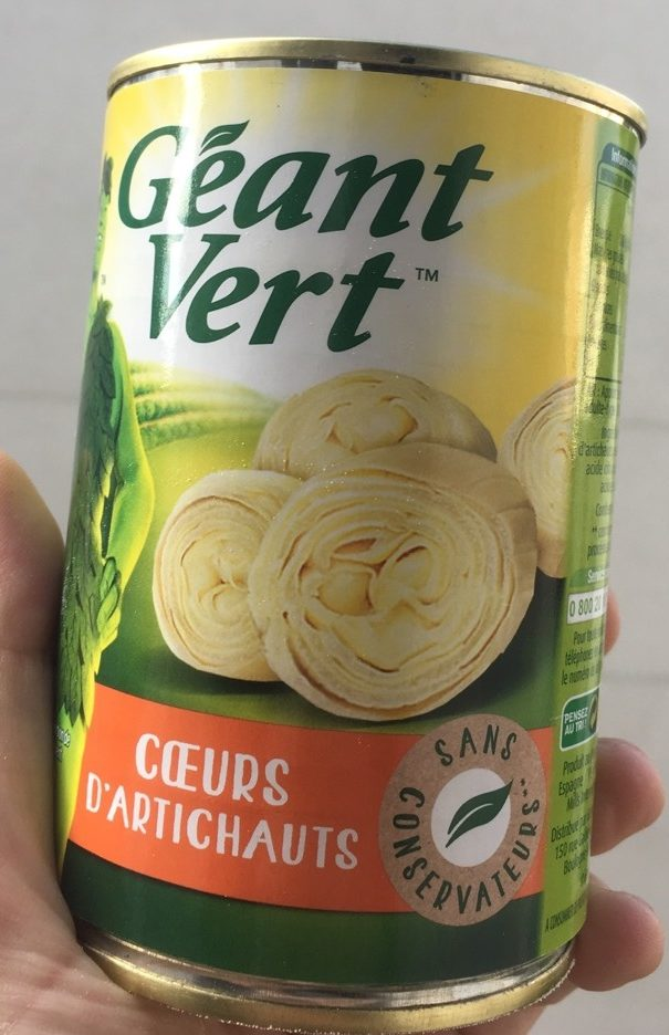 Coeur d'artichaut - Product