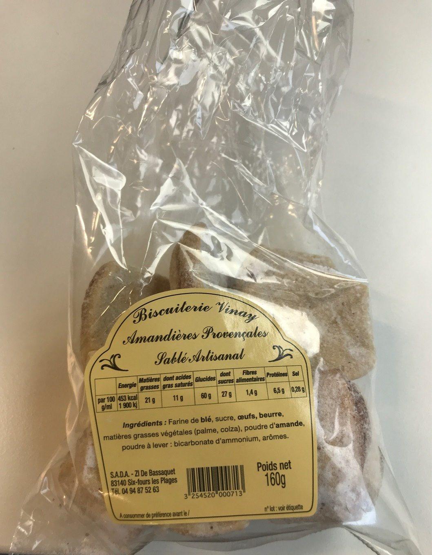 Amandières provençales - Product