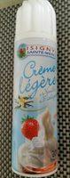 Crème légère Fouettée - Product - fr