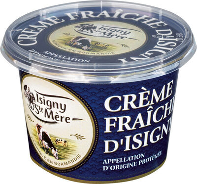 Crème d'Isigny 35% MG 20cl - Product - fr