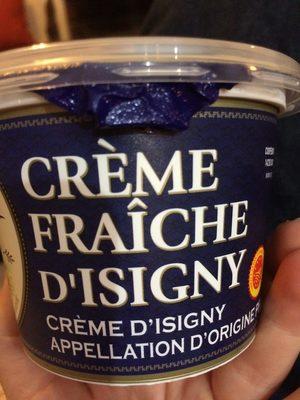 Crème d'Isigny 35% MG 20cl - Ingrediënten - fr