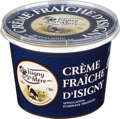 Crème d'Isigny AOP 35% - Produit - fr