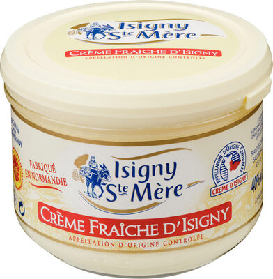 Crème d'Isigny pv 20cl - Product - fr