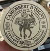 Camembert d'Isigny (22% MG) -