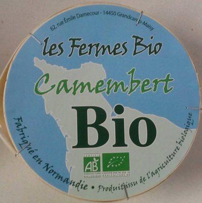 Camembert (22% MG) - Produit