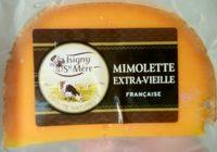 Mimolette extra-vieille française (40% MG) - Produit - fr