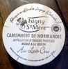 Camembert de Normandie AOP (22% MG) au lait cru - Product