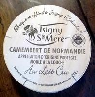 Camembert de Normandie AOP (22% MG) au lait cru - Product