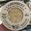 Camembert affiné au calvados (22% MG) - Product