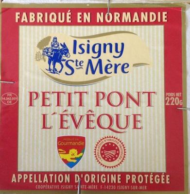 Petit Pont-L'Évêque - Product