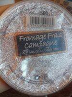 Lait de Normandie - Fromage Frais Campagne 7.2 % Mat. Gr. - Product - fr