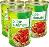 Pulpe de tomate - Produit
