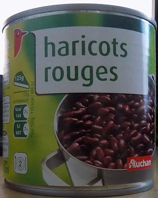 Haricots rouges - Produit