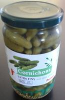 Cornichons Extra Fins aux deux vinaigres - Product