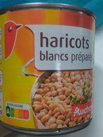 Haricots blanc préparés - Produit - fr