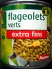 Flageolets verts extra fins - Product