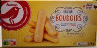 Boudoirs aux Œufs Frais - Produkt - fr
